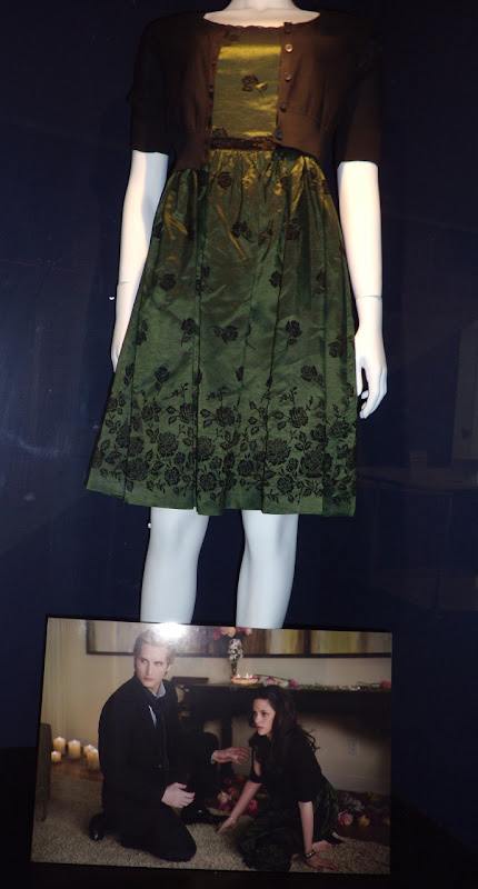 Kristen Stewart's Bella Swan Twilight New Moon movie costume