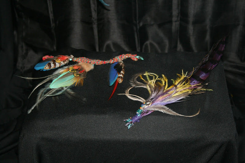 Avatar Na'vi tribe movie feather costume accessories