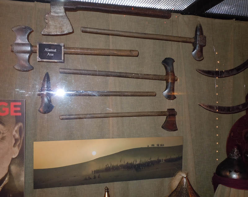 Prince of Persia axe film props