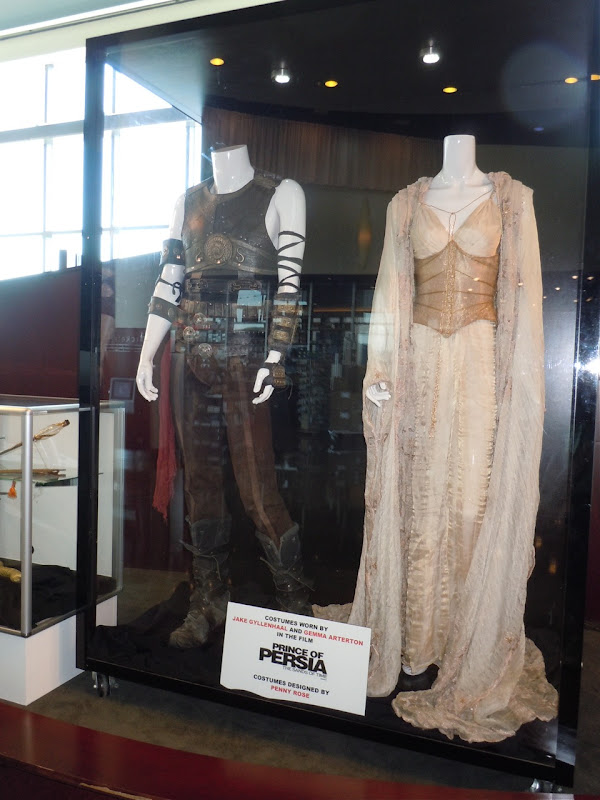Prince of Persia movie costumes