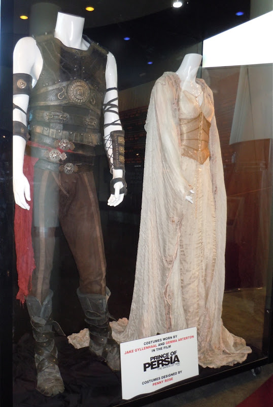 Authentic Prince of Persia movie costumes
