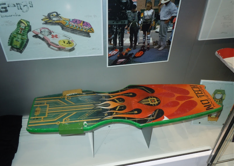 Hoverboard prop Back to the Future 2