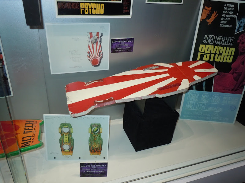 Back to the Future 2 hooverboard prop