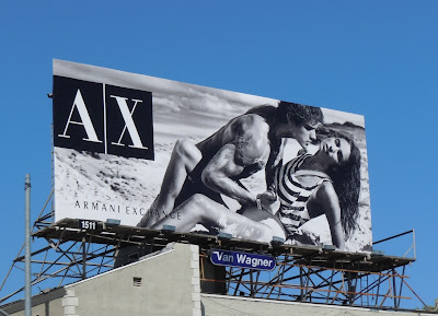 AX Bodies of Summer billboard