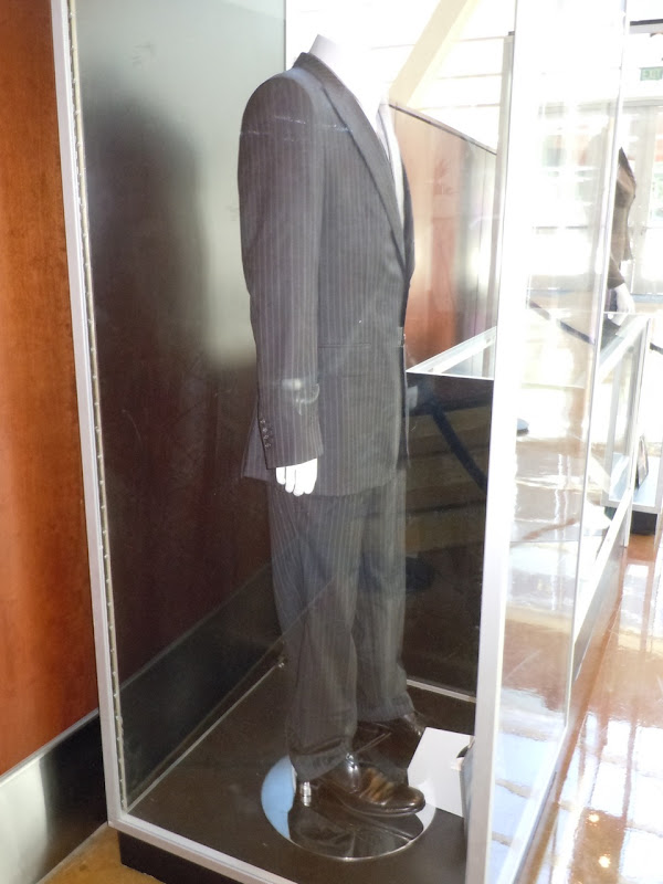 Inception Leonardo DiCaprio Inception suit
