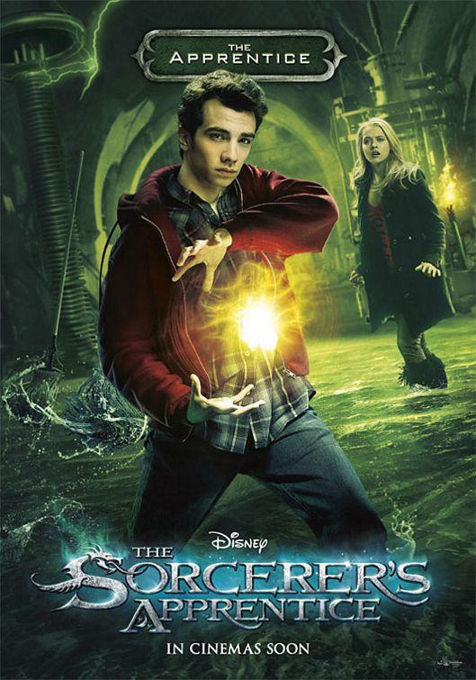The Sorcerers Apprentice Film Poster