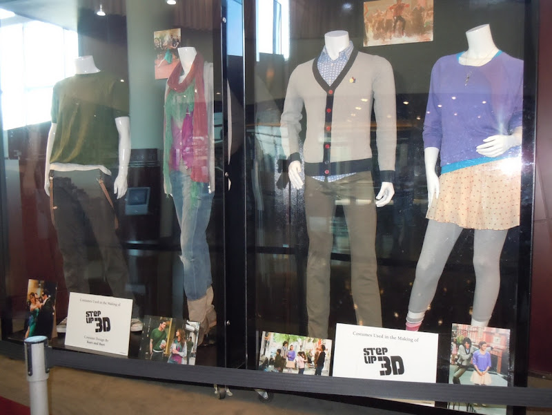 Step Up 3D movie costumes