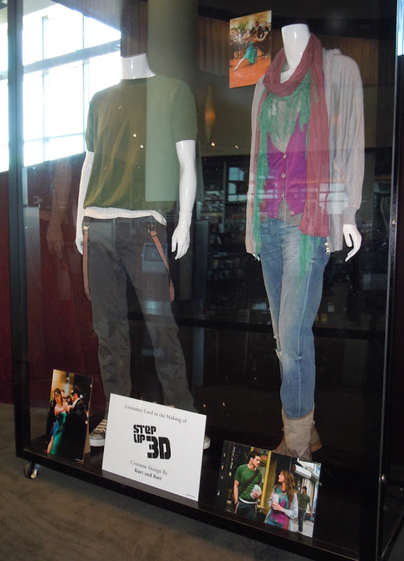 Step Up 3D Luke and Natalie costumes