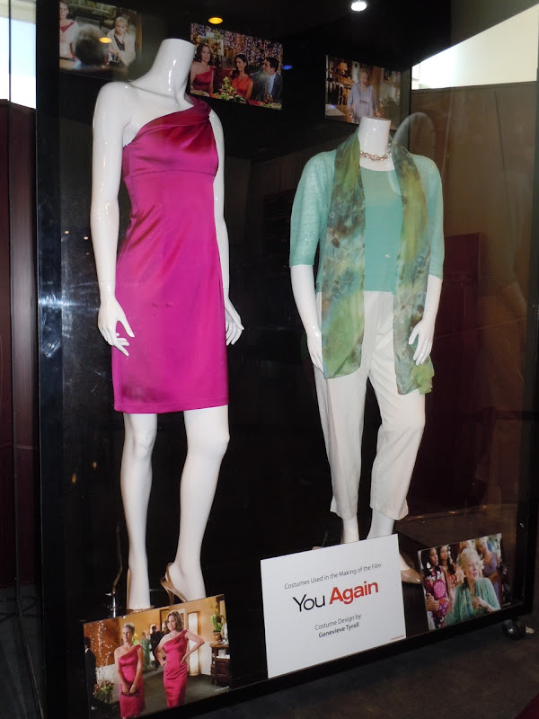 You Again movie outfits