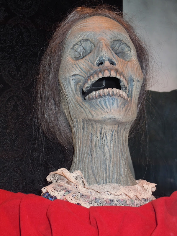 Norman Bates mother Psycho movie mask