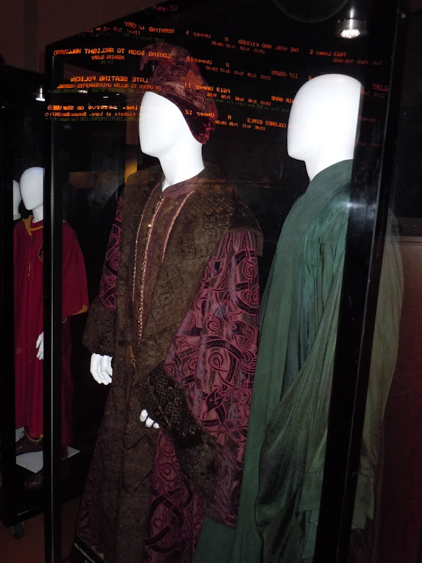 Harry Potter wizard movie costumes