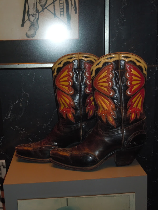 Lucille Ball'd Cowboy Boots The Lucy Show