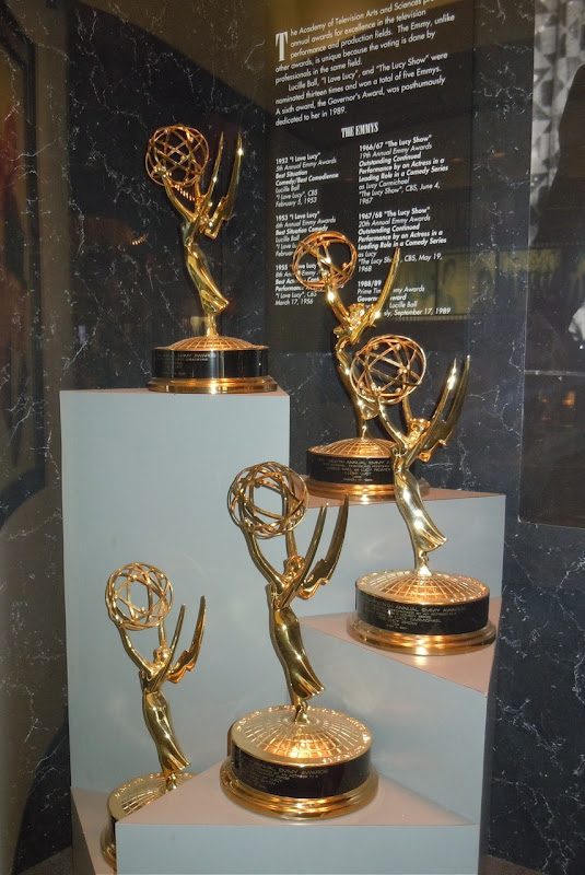 Lucille Ball's Emmys
