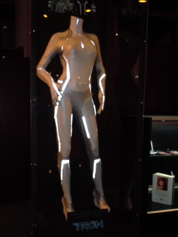 Tron Legacy Siren movie costume