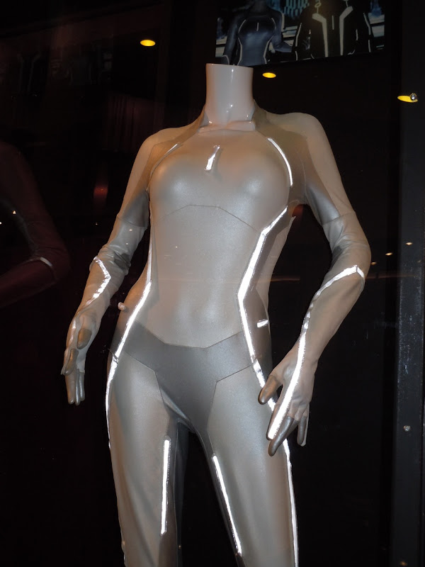 Tron Legacy Siren outfit