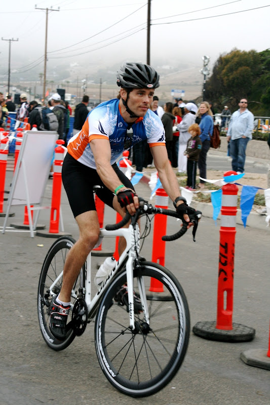 James Marsden Malibu Triathlon 2010