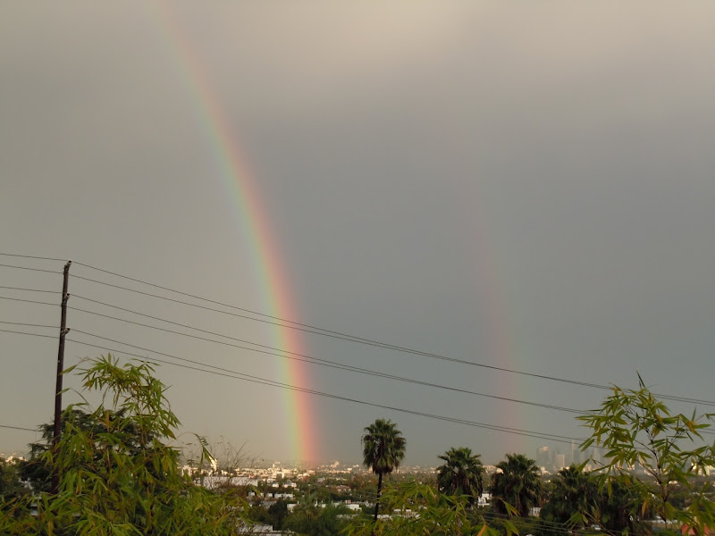 Double Rainbow Los Angeles