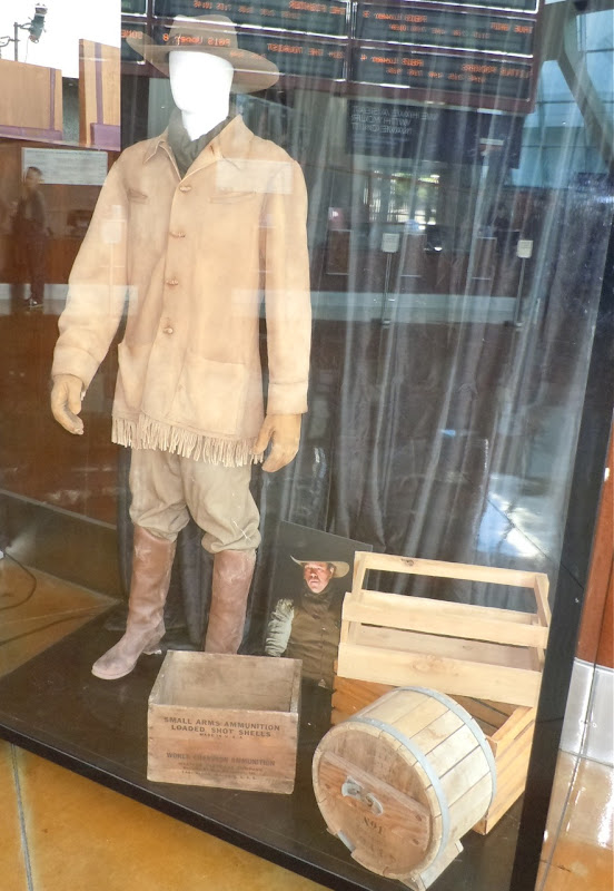 Matt Damon True Grit movie costume