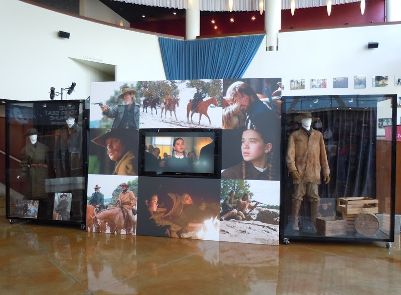 True Grit movie costume exhibit