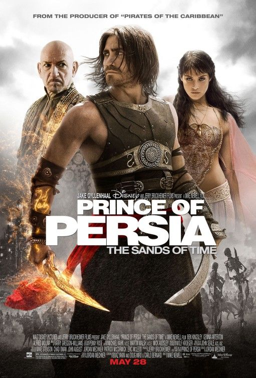 Prince of Persia movie poster