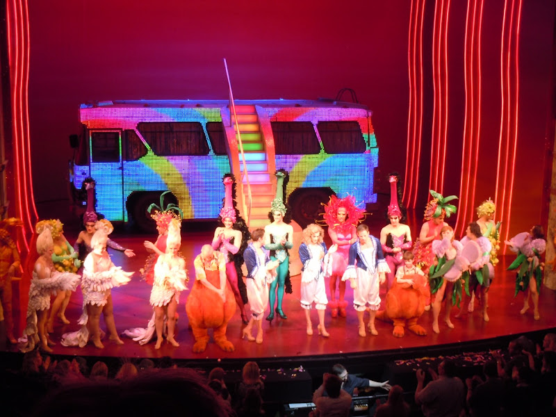 Priscilla Queen of the Desert Musical cast