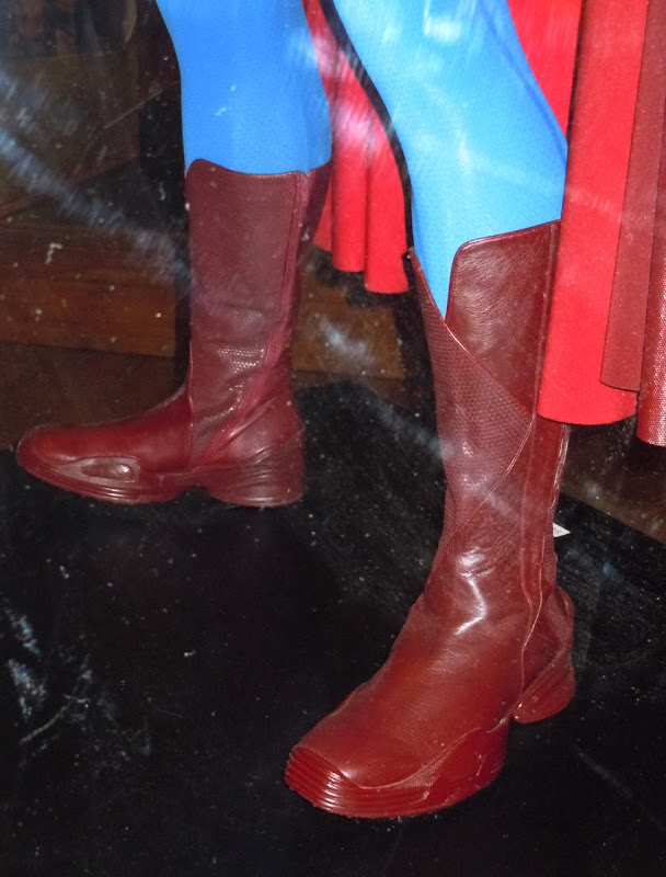Superman Returns boots