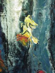Les Fleur - a detail