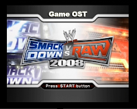 WWE Smackdown vs. Raw 2008 Game OST