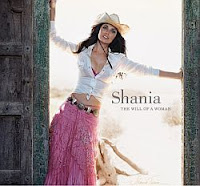 Shania Twain - The Will Of A Woman