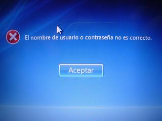 Recuperar contraseñas de Windows Vista y Windows Xp 0