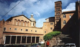 Today s stational church is at sts john and paul for information on