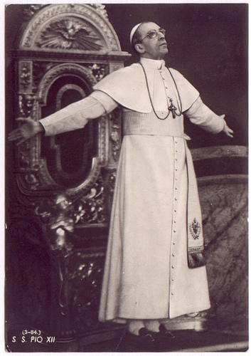 """a biography of pius xii a catholic pope Anti-semitism biography history holocaust israel israel education myths & facts politics religion travel us & israel vital stats women  what is clear is that the pope could have done more in fact, catholic poles were the most outspoken critics of his silence  """"reassessing pope pius xii's attitudes toward the holocaust,"""" jerusalem."""