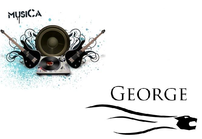 Welcome everybody this is the George blog
