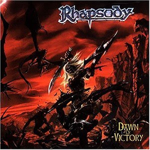 Rhapsody Of Fire Dawn Of Victory Album 1010complete Frets On