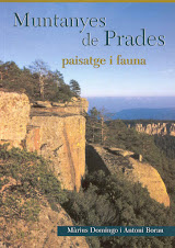 Muntanyes de Prades, paisatge i fauna.