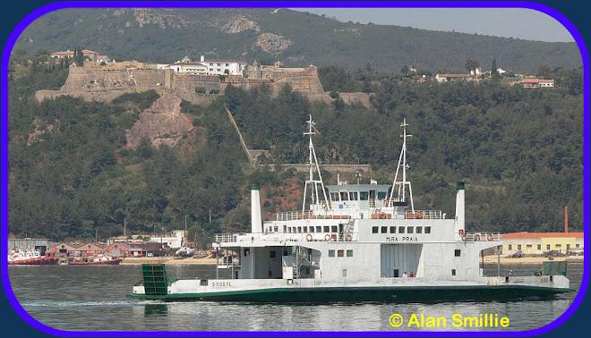 Setúbal Maritime Scene