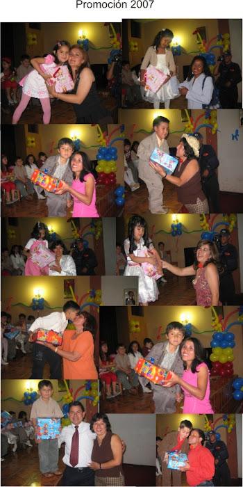 PROMOCION  2007
