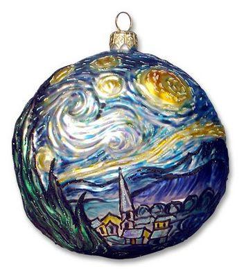 I HEART STARRY NIGHT A VERY VAN GOGH CHRISTMAS