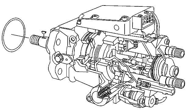 Inyeccion Nafta Diesel: BOSCH EDC VP44