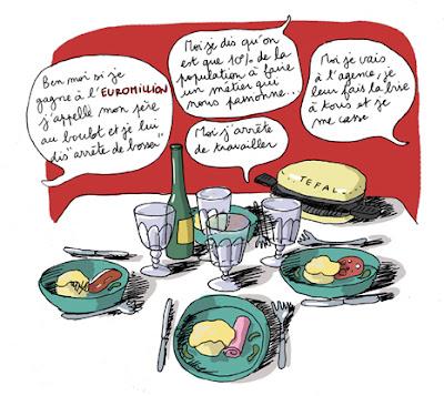 Semaine raclette