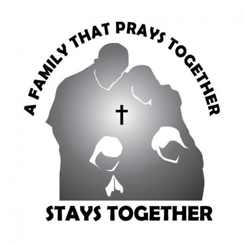 Quotes About Families Coming Together: My Journey: Praying Together, Staying Together