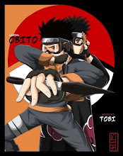 Obito, Madara, Tobi!!