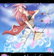 Sakura pose
