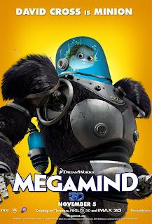 A Megamind's minion