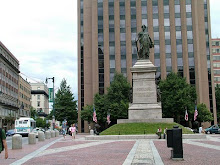 Monument Square, Portland, Maine
