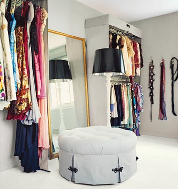 Every Girl´s Dream : Walk In Closets
