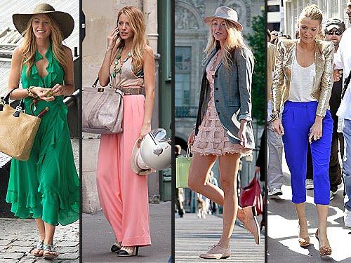 Beauty Fashion Xoxo: XOXO, GOSSIP GIRL : Paris Fashion