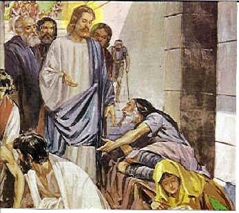 ¡Dichosos los ojos que ven lo que veis! 16JESUS+CURANDO