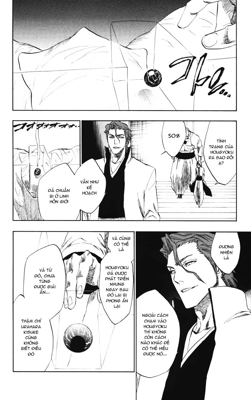 Bleach chapter 229 trang 14