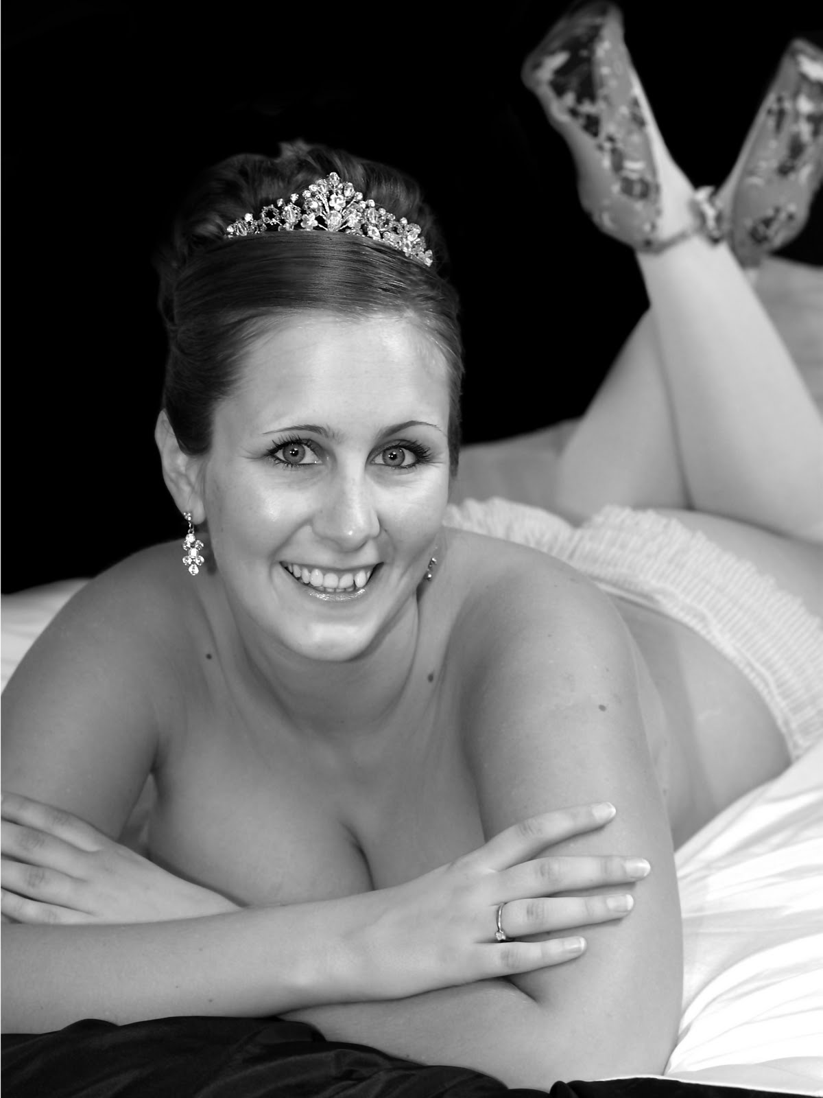 Boudoir Photography or 'How to look Good Naked'